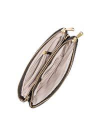 Brahmin | Blue Perri Leather Crossbody Bag | Lyst