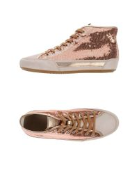Hogan - Pink Low-tops & Trainers - Lyst