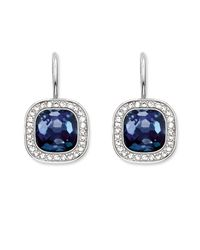 Thomas Sabo - Secret Of Cosmo Blue Corundum Earrings - Lyst