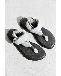 Sanuk | Gray Yoga Sling 2 Sandal | Lyst