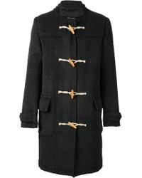Our Legacy - Gray Classic Duffle Coat for Men - Lyst