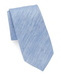Vince Camuto | Blue Textured Tie for Men | Lyst