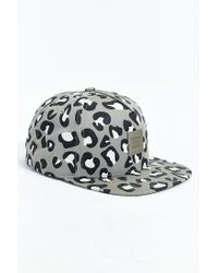 Herschel Supply Co. | Gray X Starter Whaler 5-panel Strapback Hat for Men | Lyst