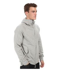 Nike - Gray Sb Everett Full Zip Hoodie for Men - Lyst