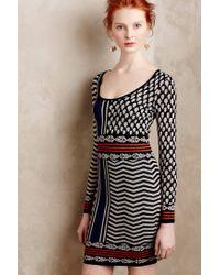 Plenty by Tracy Reese - Blue Araminta Petite Sweater Dress - Lyst