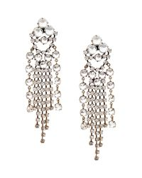 Banana Republic | Metallic Chandelier Drop Earring | Lyst