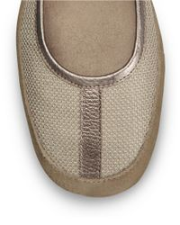Aerosoles | Multicolor Neutron Suede Mesh And Leather Loafers | Lyst
