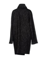 Fontana Couture - Black Coat - Lyst