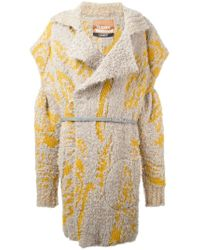 Vivienne Westwood - Natural Oversized Coat - Lyst