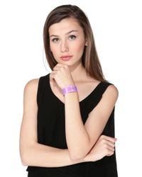 Chanael K | Purple Bracelet | Lyst