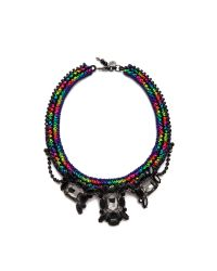 Venessa Arizaga | Multicolor Kaleidoscope Necklace | Lyst