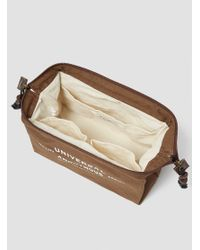 Weekend(er) | Wireframe Washbag Brown for Men | Lyst