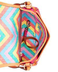Dooney & Bourke - Pink Claremont Field Bag - Lyst