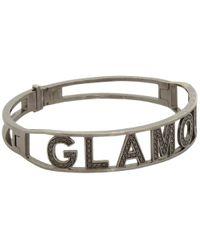 Spallanzani - Metallic Glamour Bangle - Lyst