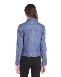 DIESEL | Blue Jacket | Lyst
