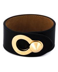Fendi | Black 'by The Way' Cuff | Lyst