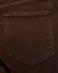 NYDJ - Brown Alina Legging Jeans In Molasses - Lyst