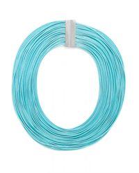 BaubleBar - Blue Major Cord Collar - Lyst