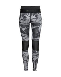 H&M - Green Running Tights - Lyst