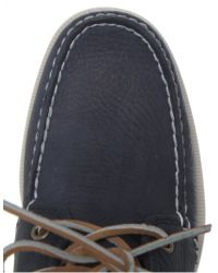 Timberland - Blue Heritage Boat Shoes for Men - Lyst
