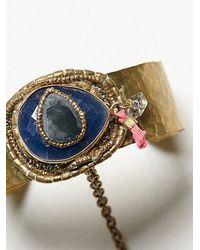 De Petra | Metallic Cosmic Eye Handpiece | Lyst