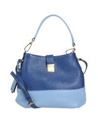 Miu Miu - Blue Shoulder Bag - Lyst