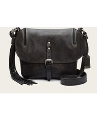 Frye | Black Veronica Crossbody | Lyst