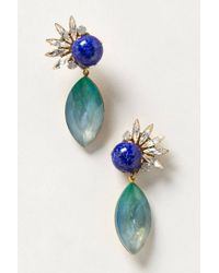 Tataborello | Blue Velatida Earrings | Lyst