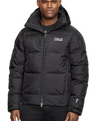 Ralph Lauren | Blue Polo Sideline Down Jacket for Men | Lyst