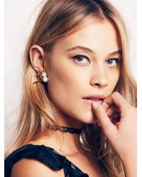 Free People - Metallic Amber Sceats Womens Liberty Ear Cuff - Lyst