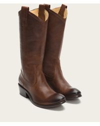 Frye | Brown Carson Pull On | Lyst