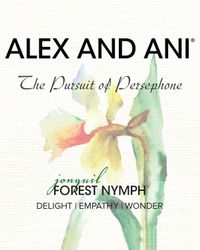 ALEX AND ANI | Gold Forest Nymph Jonquil Expandable Wire Bangle | Lyst