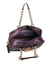 Blugirl Blumarine - Purple Handbag - Lyst