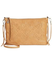 Sanctuary | Brown Southwest Convertible Clutch | Lyst