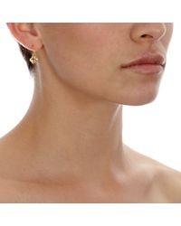 Dinny Hall - Metallic Talitha Small Earrings - Lyst