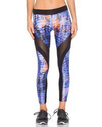 Koral Activewear - Black Kindai Frame Legging - Lyst