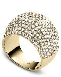 Michael Kors - Metallic Mkj3683710003 Womens Ring - Lyst