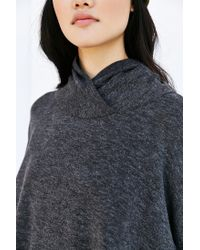 Hiatus | Black Fall Breeze Pullover Sweater | Lyst