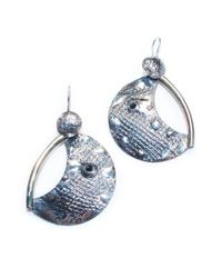 Sibilla G Jewelry | Metallic Sibilla G Valeria Metamorphose Earrings | Lyst