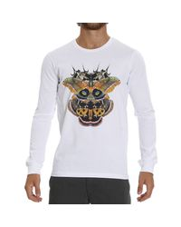 Frankie Morello | White T-shirt for Men | Lyst