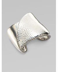 John Hardy - Metallic Sterling Silver Bracelet - Lyst