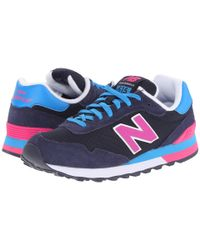 New Balance | Black 515 - Neon Pop | Lyst