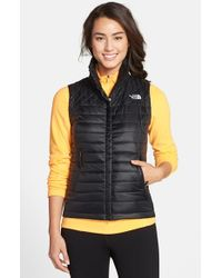 The North Face | Black 'Gig Harbor' Vest | Lyst