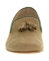 Fly London - Gray Fabe Tassle Loafer - Lyst
