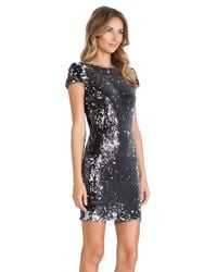 Dress the Population - Black Tabitha Dress - Lyst
