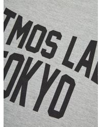 Atmos Lab - Gray Tokyo City T-shirt Grey for Men - Lyst