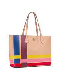 Tory Burch - Multicolor Perry Multi-color Tote - Lyst