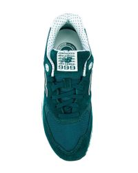 New Balance - Green '999 Elite' Sneakers - Lyst