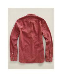RRL | Red Bradley Workshirt for Men | Lyst