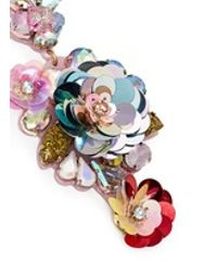 J.Crew - Multicolor Blooming Sequin Paillette Earrings - Lyst